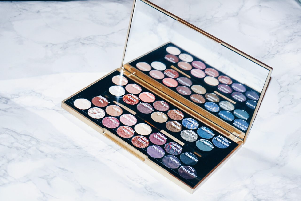 First Impressions – Fortune Favours the Brave Palette