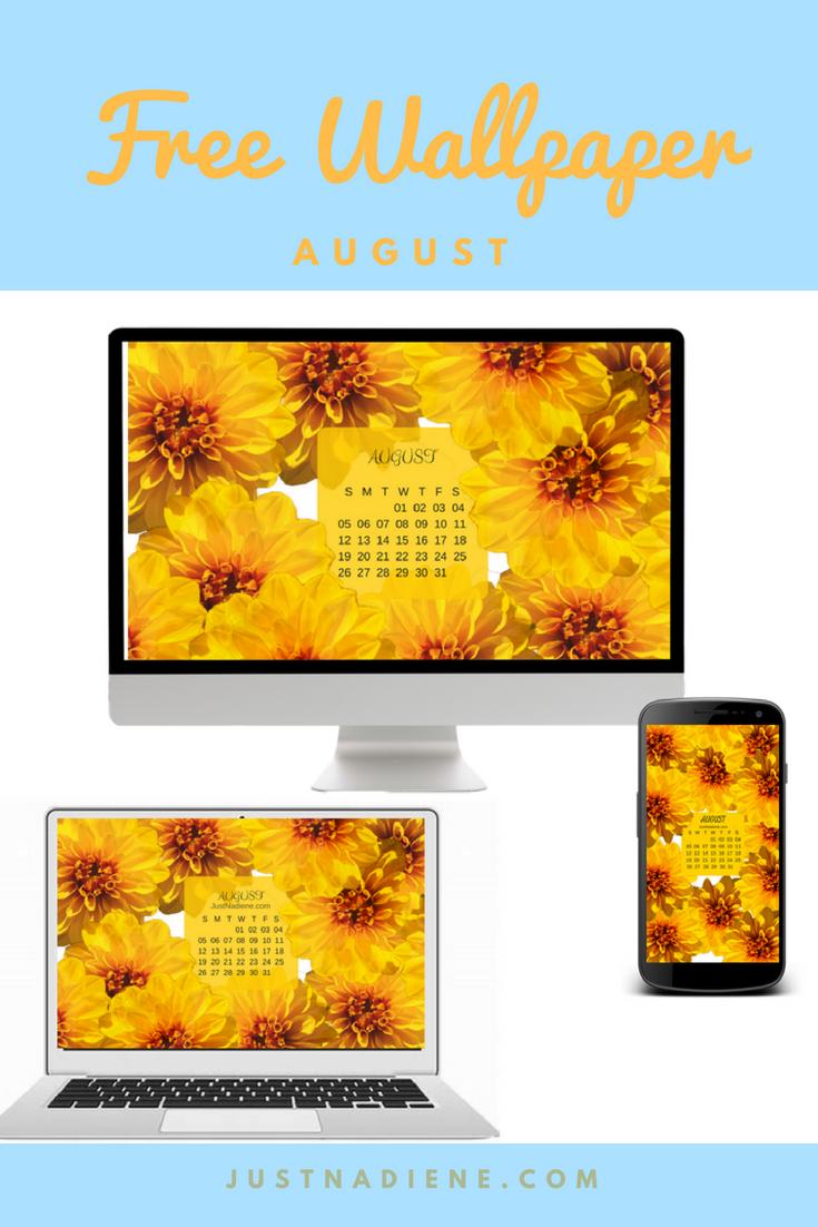 Free August Wallpaper